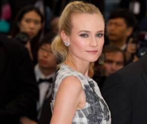 Diane Kruger garde un souvenir étrange de sa robe à Cannes !