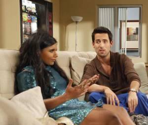 Mindy sera entourée de Jeremy et Danny dans la série