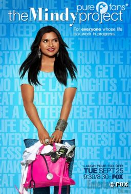 The Mindy Project arrive le 25 septembre sur la Fox