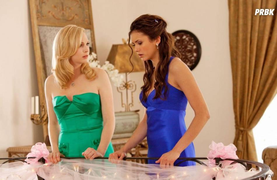 Caroline et Elena de nouveau confrontées