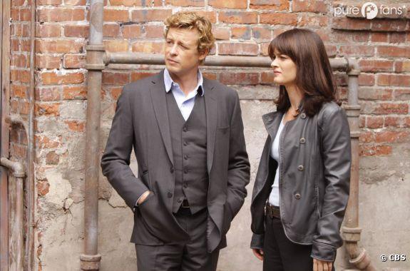 Lisbon et Jane bientôt en couple dans la saison 5 de Mentalist ?