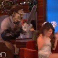 Selena Gomez : Effrayée par des monstres, elle a eu la peur de sa vie... deux fois ! A mourir de rire ! (VIDEOS)