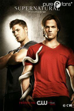 Supernatural revient le 3 octobre pour sa saison 8