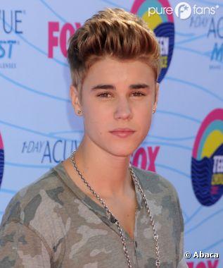 Justin Bieber : Il fait le beau après avoir vu la photo de Katy Perry