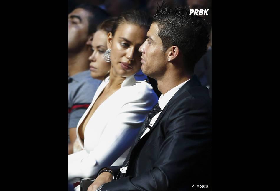 Irina Shayk va être heureuse d'accompagner Cristiano Ronaldo dans sa McLaren !