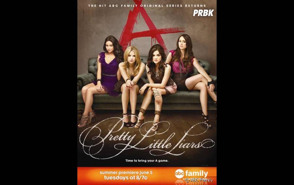 Pretty Little Liars  cartonne toujours sur ABC Family
