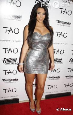 Kim Kardashian pense encore à son ex !
