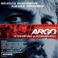 Argo : Ben Affleck applaudi par la critique !