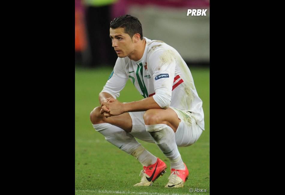 Cristiano Ronaldo a la cote sur la toile !