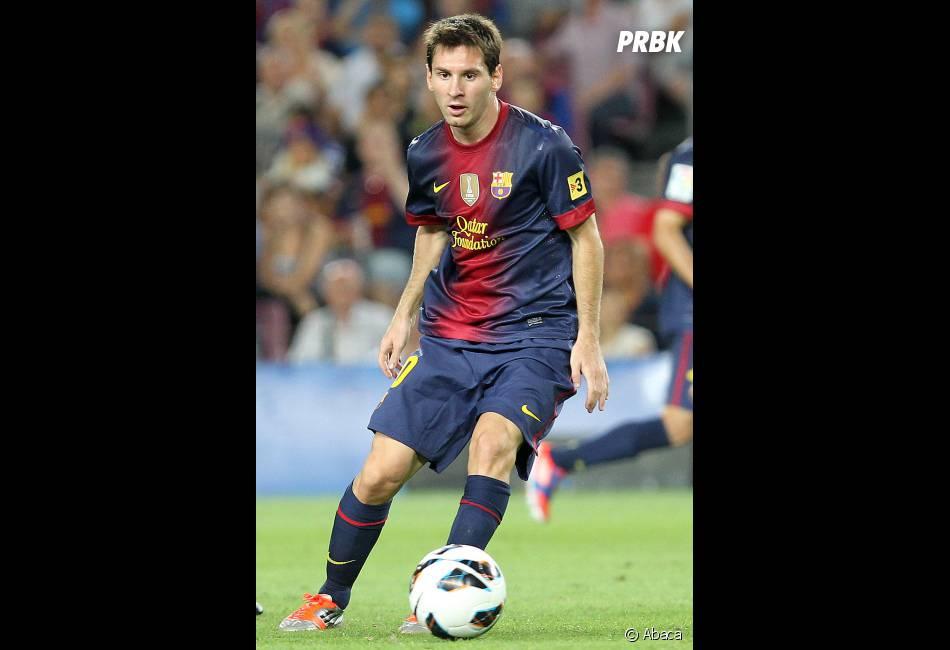 Lionel Messi, moins fort que CR7 sur Facebook