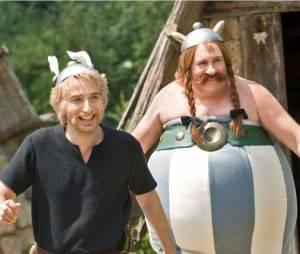 Astérix est incarné par un 3ème acteur différent