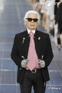 Karl Lagerfeld a trouvé une nouvelle cible