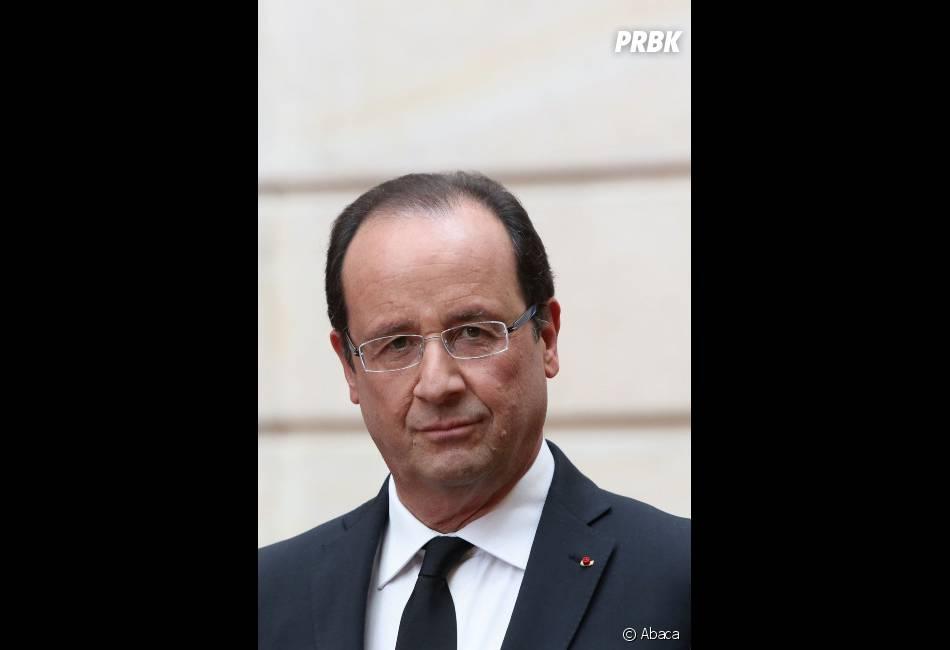 François Hollande, pas épargné par Karl Lagerfeld