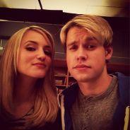 Glee saison 4 : nouvelles twitpics avec Quinn ! (PHOTOS)