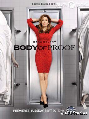 Body of Proof revient en 2013 pour sa saison 3
