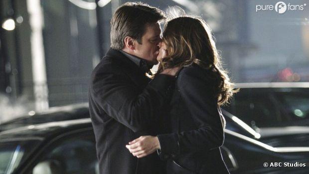 Le créateur de la série connait la fin de Castle et Beckett