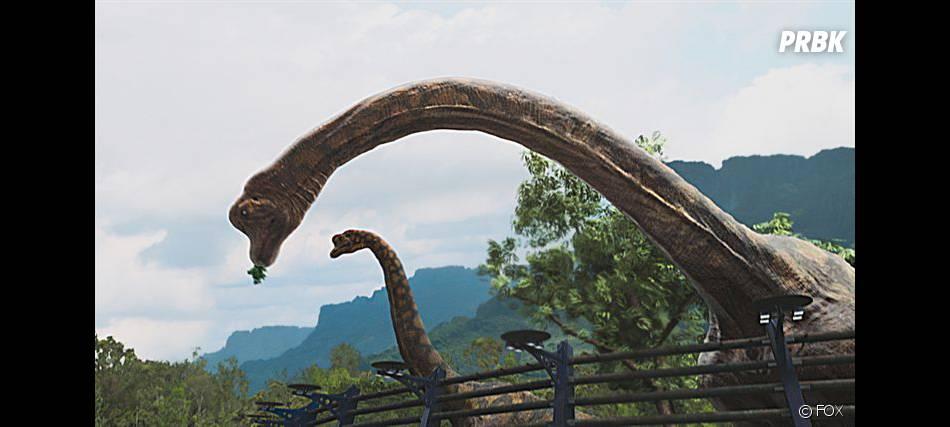 Des dinosaures inédits ont été créés pour la série