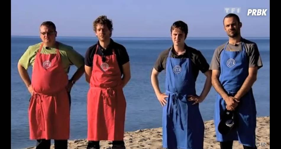 Ils ne seront plus que trois à l'issue de cette soirée MasterChef 2012