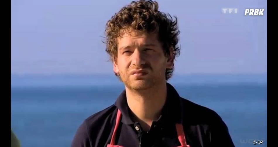 Simon réussira-t-il à se qualifier pour la demi-finale de MasterChef 2012 ?