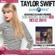 """Taylor Swift : écoutez """"Red""""en avant-première !"""