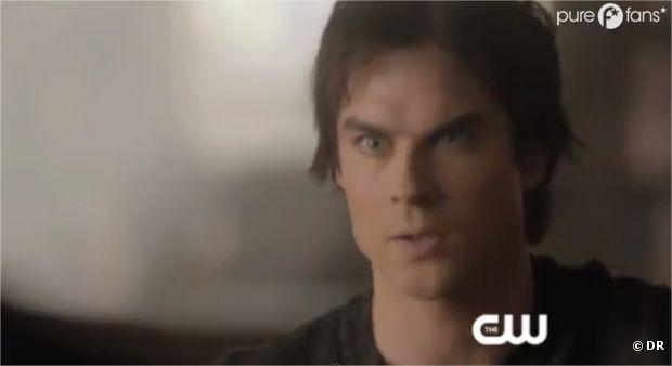 Ambiance chez les Salvatore dans l'épisode 4 de la saison 4 de Vampire Diaries !