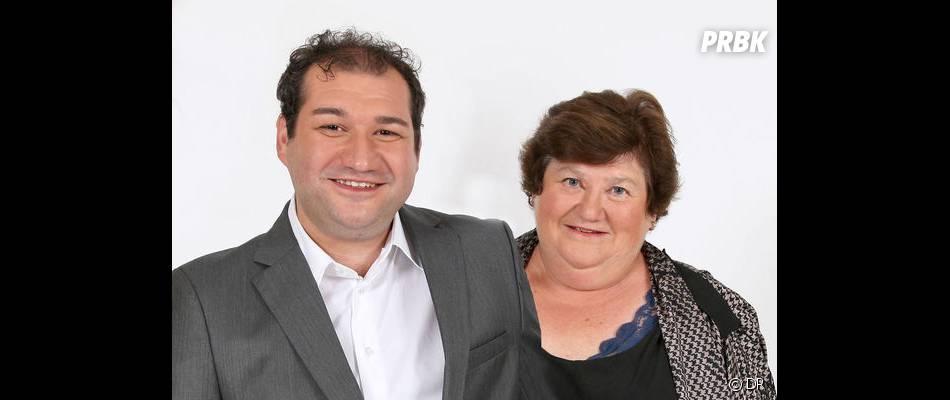 Frédéric et Chantal de Qui veut épouser mon fils : les premières cibles de Justine