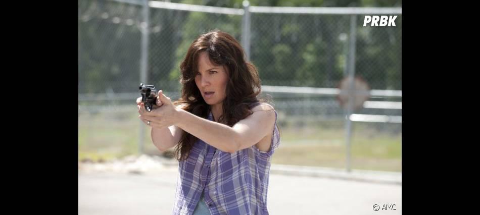 Lori est morte dans le dernier épisode de Walking Dead