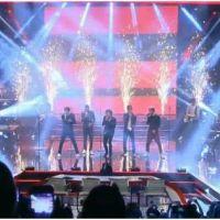 One Direction : ils mettent (vraiment) le feu sur le plateau de X Factor Suède (VIDEO)