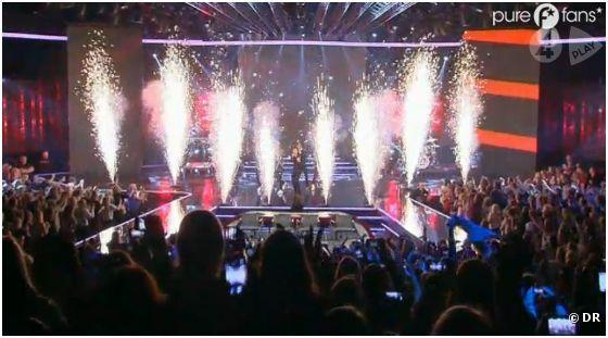 Les One Direction ont donné un show explosif !