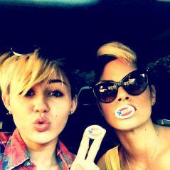 "Miley Cyrus, Beyoncé, Katy Perry, Mariah Carey... : les stars en mode ""a voté !"" (PHOTOS)"