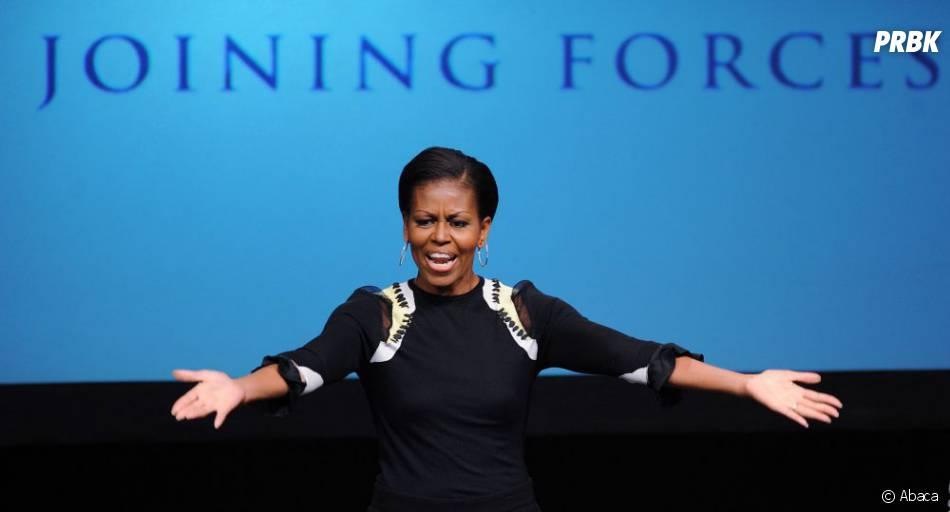 Michelle Obama : C'est la reine du hula hoop