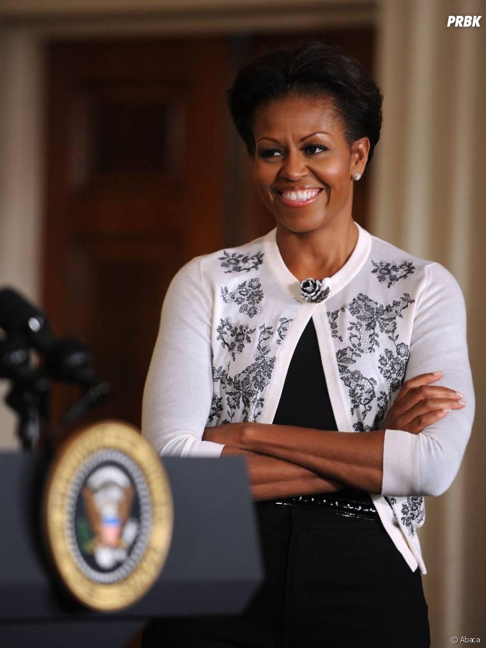 Michelle Obama : Son surnom, c'est Meesh !