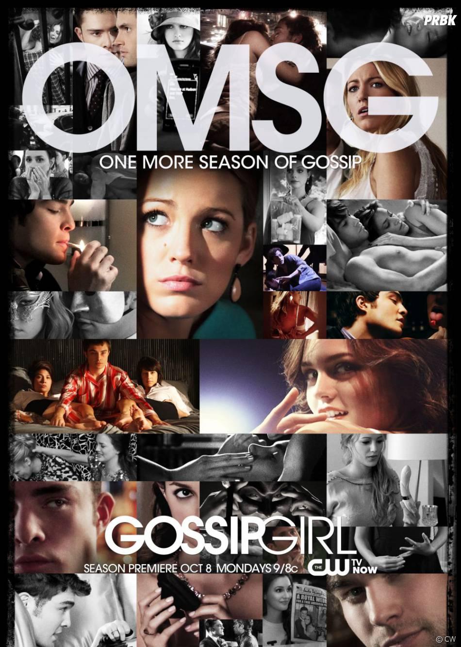 La saison 6 de Gossip Girl sera la dernière