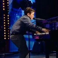 La France a un incroyable talent 2012 : Raffie le jeune prodige enflamme le plateau ! (VIDEO)