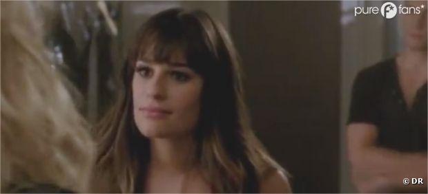 Rachel encore confrontée à Cassandra dans l'épisode 6 de la saison 4 de Glee