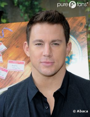 Channing Tatum élu Sexiest Man Alive par People !