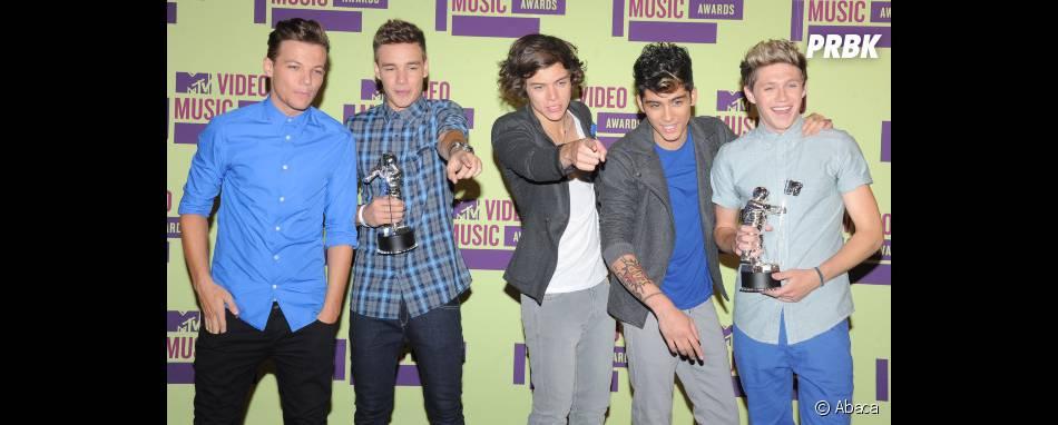 One Direction vont-ils battre Justin Bieber ?