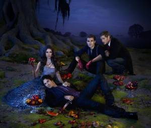 Vampire Diaries, numéro 1 des nommés pour la télé