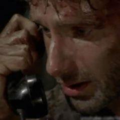 The Walking Dead saison 3 : Rick au fond du trou, Michonne en mode badass dans l'épisode 6 ! (VIDEO)