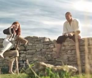 Manau, La sorcière, un clip au temps médiéval