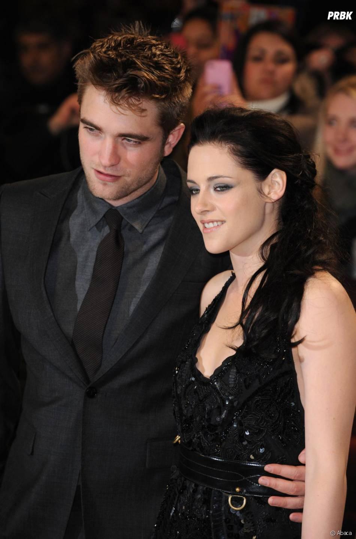 Robert Pattinson et Kristen Stewart sont bien ensemble !