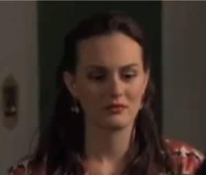 Blair passe un mauvais quart d'heure dans l'épisode 6 de la saison 6 de Gossip Girl