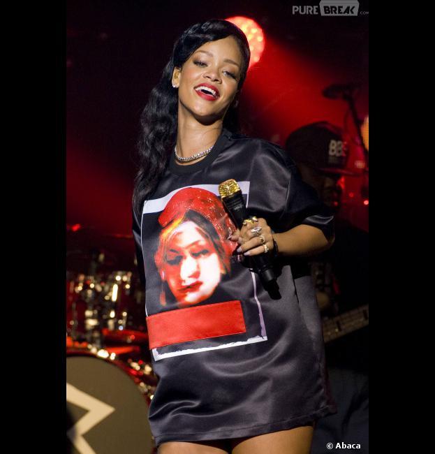 Rihanna : Son 777 Tour lui coûte un bras !