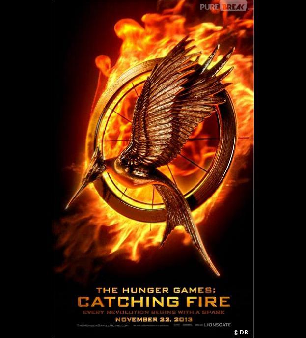 Déjà un poster animé pour Hunger Games 2 à un an de la sortie !