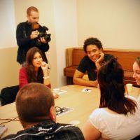 Stéphan Rizon : notre rencontre au top avec ses fans !