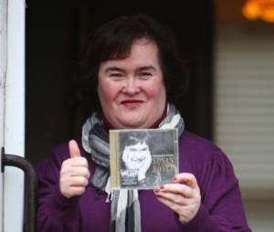 Susan Boyle : Son hashtag fait exploser Twitter !