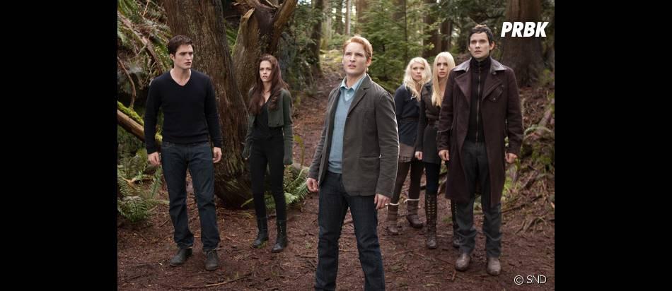 Twilight 4 partie 2 cartonne au cinéma