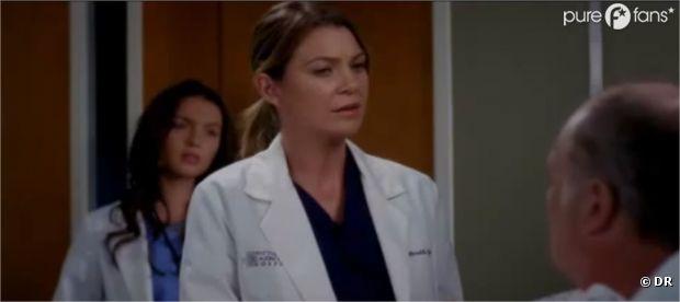 Nouveaux extraits pour l'épisode 7 de la saison 9 de Grey's Anatomy