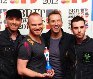 Coldplay va aussi sortir une BD