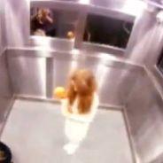 Vidéobuzz : L'ascenseur hanté encore + flippant que Paranormal Activity ! (VIDEO)